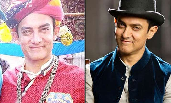 aamir khan s p.k. to surely beat dhoom 3 know why see pics