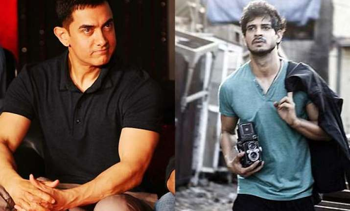 aamir khan gave sleepless nights to new actor tahir raj