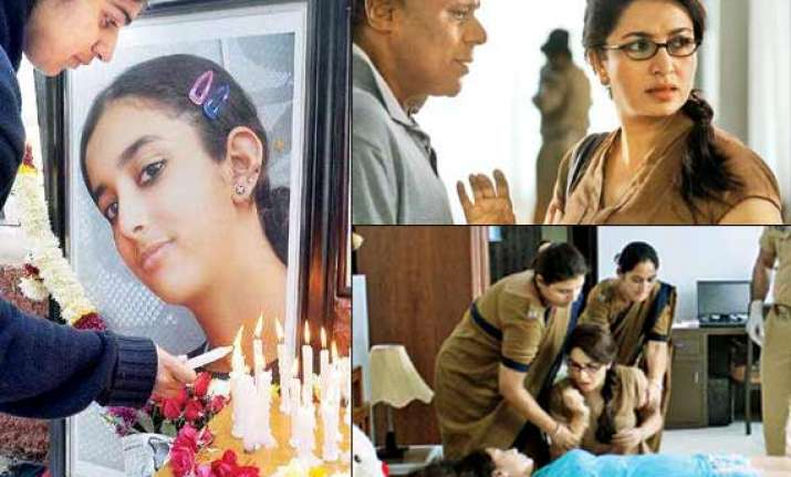 aarushi s parents nupur and rajesh talwar seek stay on