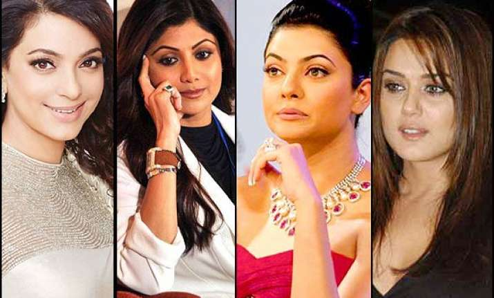 bollywood babes who turned successful business women see
