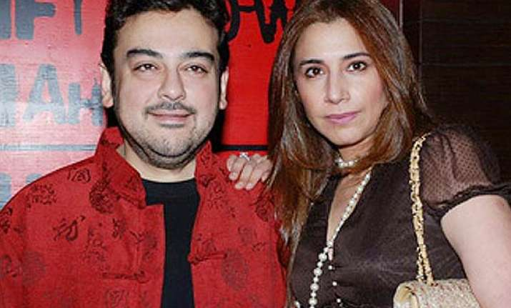 adnan sami in trouble ex wife files charges of harassment