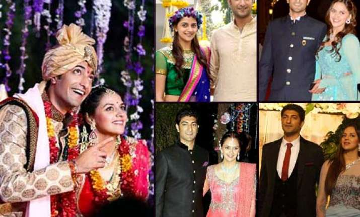 ahana deol and vaibhav vora s complete wedding album