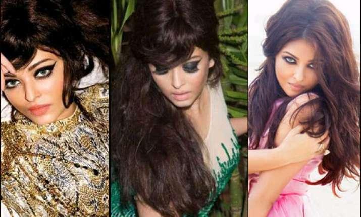 latest pics of aishwarya rai s most glamorous photoshoot