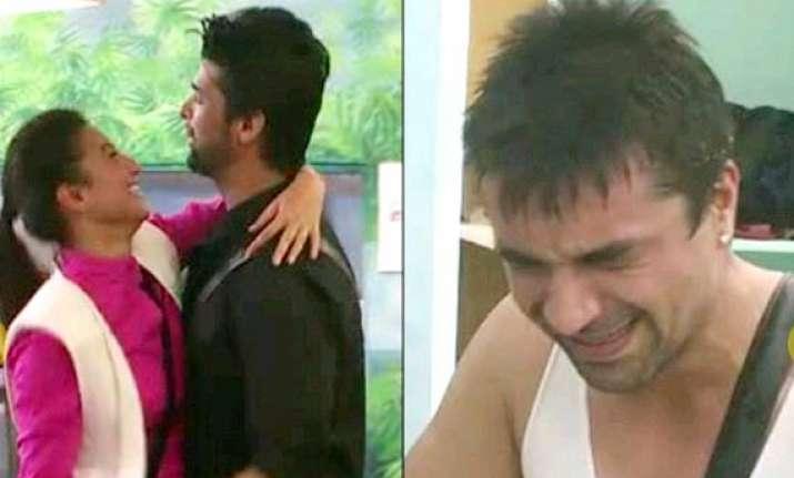 bigg boss 7 fame ajaz wishes marriage kids for gauhar kushal