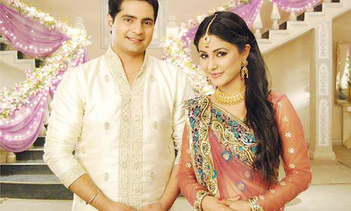 yeh rishta. natik plans b day surprise for akshara