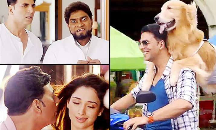 watch it s entertainment trailer akshay perfectly