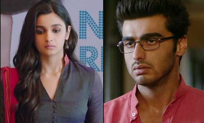 2 states song review chandaniya see alia arjun crying for