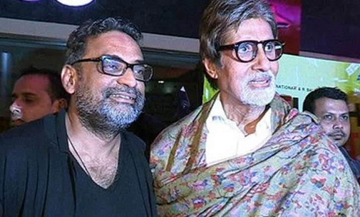 amitabh bachchan each of balki s films with me has been