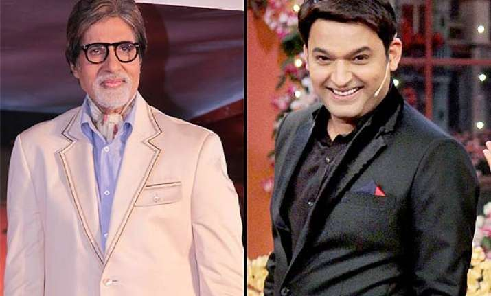 after shah rukh salman amitabh bachchan to appear in comedy