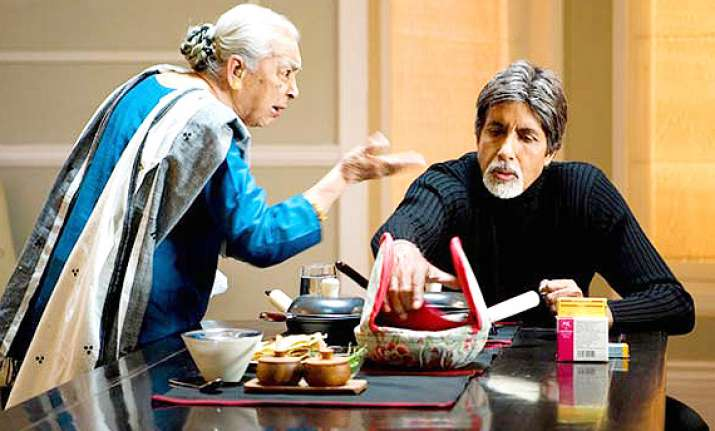 an immensely lovable co star amitabh bachchan remembers