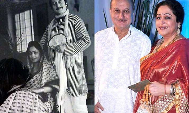 anupam kher craving to get wife kirron kher s attention