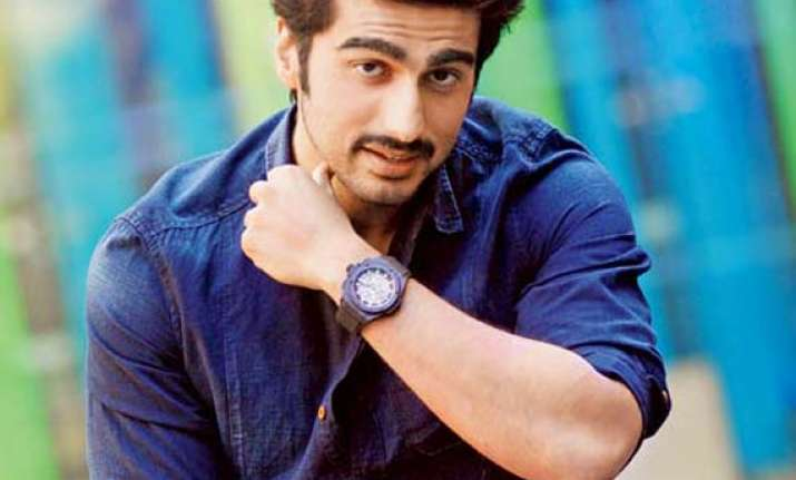 after gunday arjun kapoor wants to be a politician see pics
