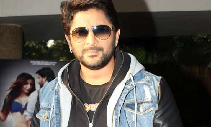 10 days of heat dust begins arshad tweets about new film