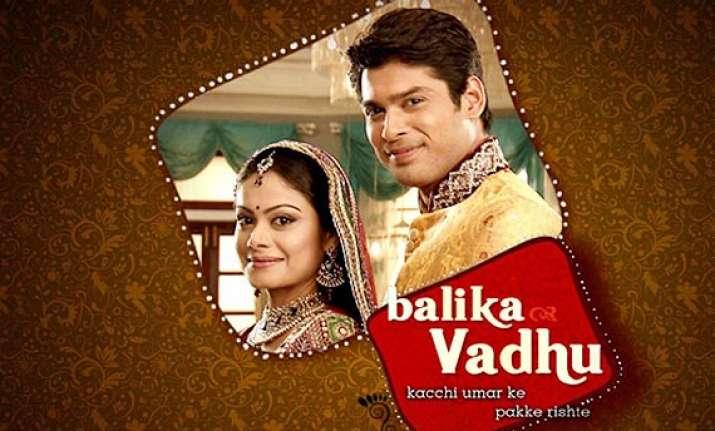 delhi boy bags role in balika vadhu