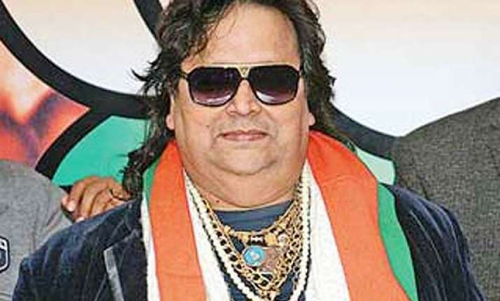 bappi lahiri hopes to croon his way to parliament