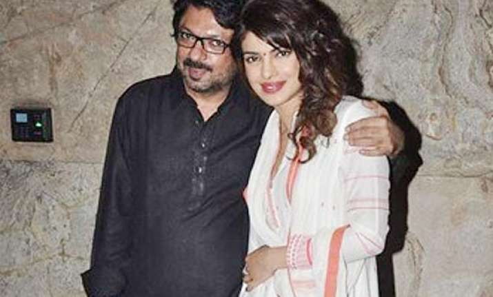 sanjay leela bhansali compares priyanka chopra with