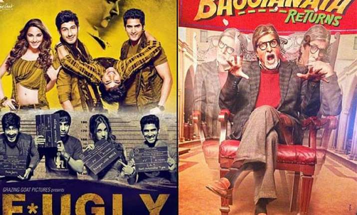 fugly trailer to come with bhootnath returns