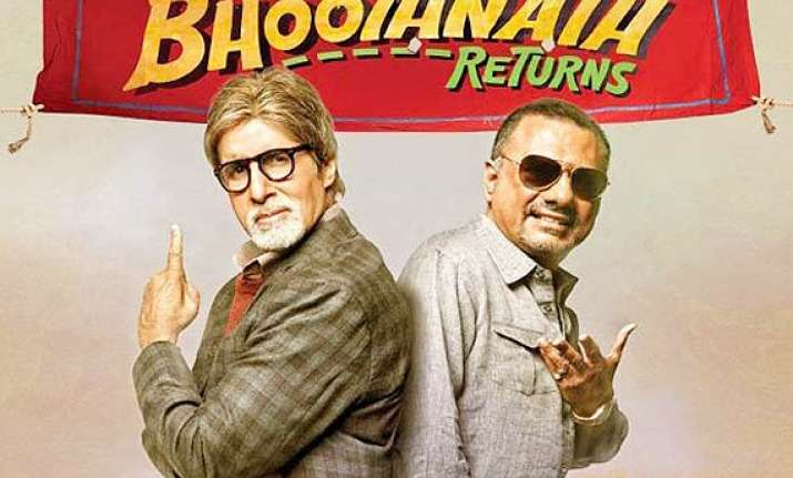 bhoothnath returns box office collection mints over rs.4