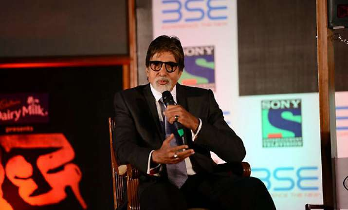 amitabh bachchan surprises all staff at bombay stock