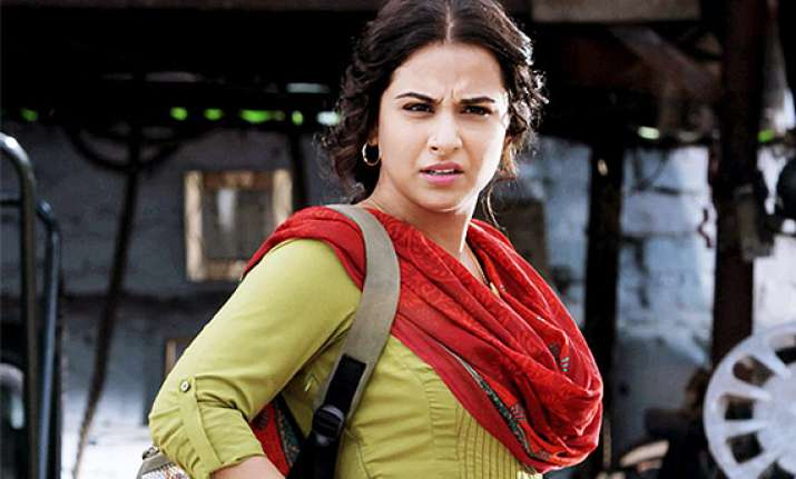 vidya balan my character in bobby jasoos does not know