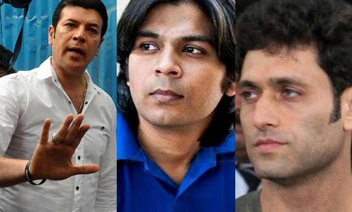 ankit tiwari shiney ahuja aditya pancholi actors accused
