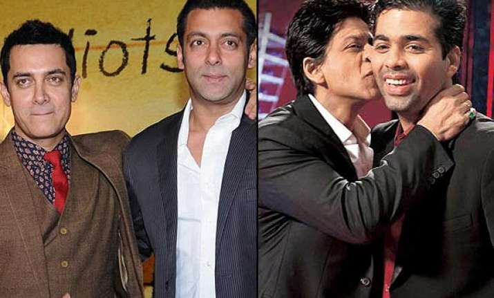 Friendship in showbiz a reality or farce bollywood for Farcical hindi