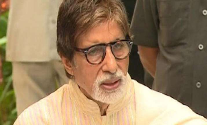 bollywood celebs wish amitabh bachchan on birthday