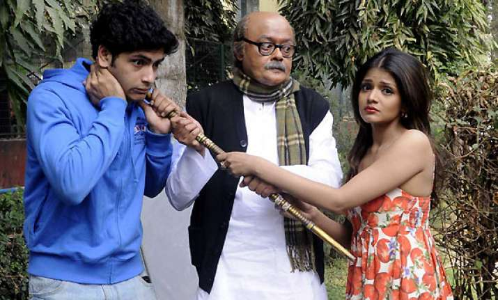 bengali film catches up to latest make up trends