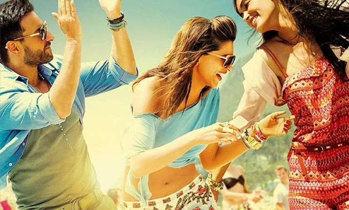 deepika saif starrer cocktail to release in romania see pics