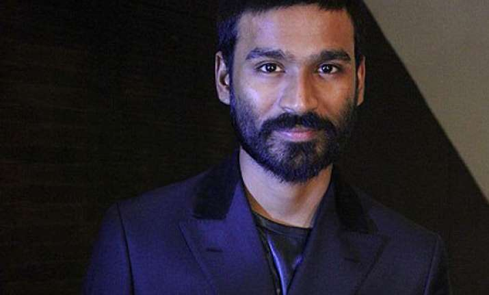 dhanush celebrates quiet b day with family friends