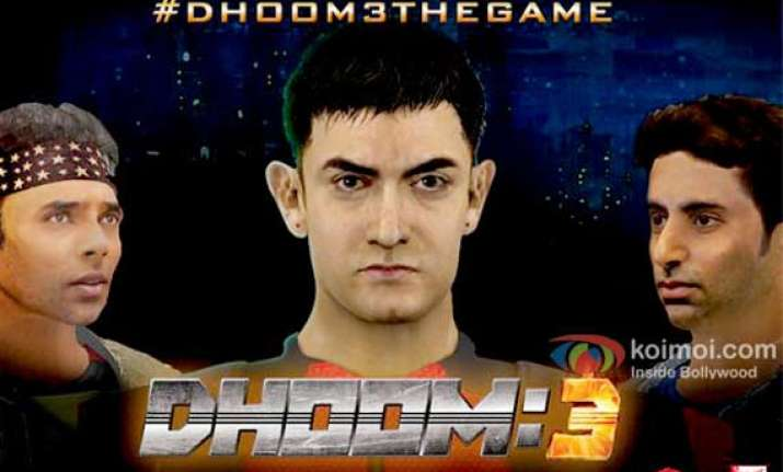 dhoom 3 the game crosses 10 mn mobile downloads