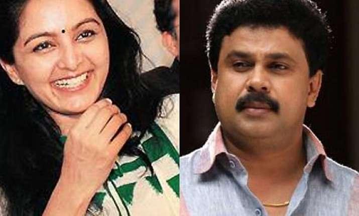 kerala star dileep wife manju warrier to file joint divorce