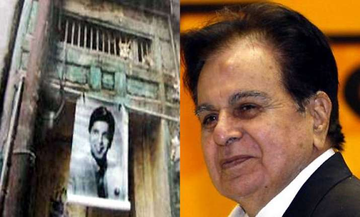 dilip kumar s ancestral home declared national heritage in