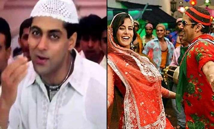 bollywood s popular eid songs watch videos
