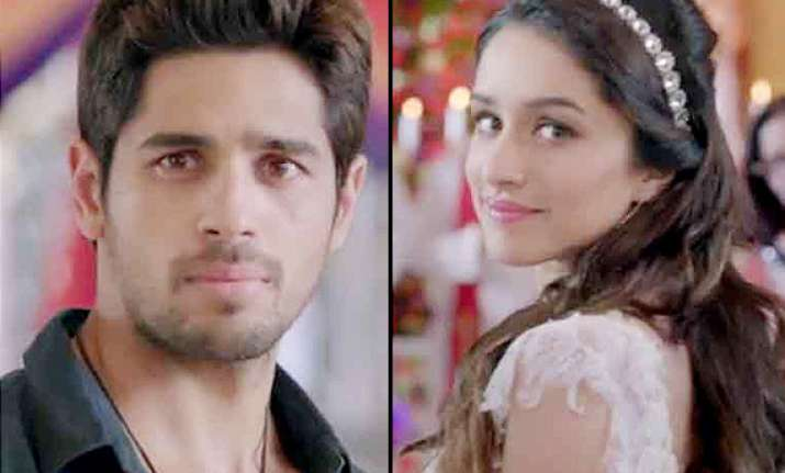 ek villain zaroorat song review sidharth shraddha make you