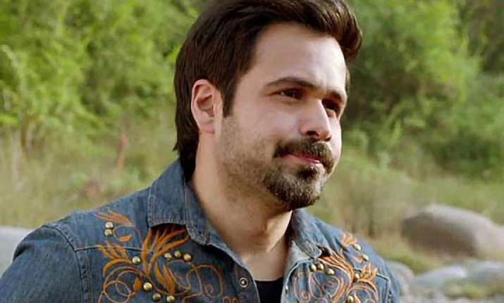 emraan hashmi blows his own trumpet