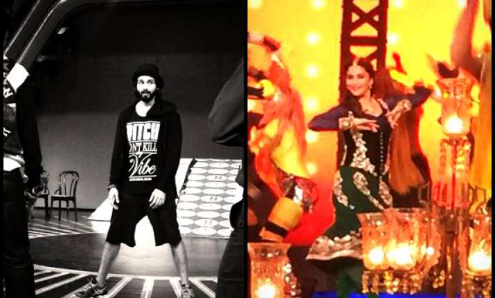 filmfare awards 2014 glimpse of the performances see pics