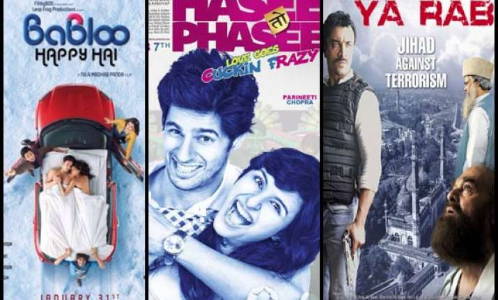 films of mixed genres on box office this friday