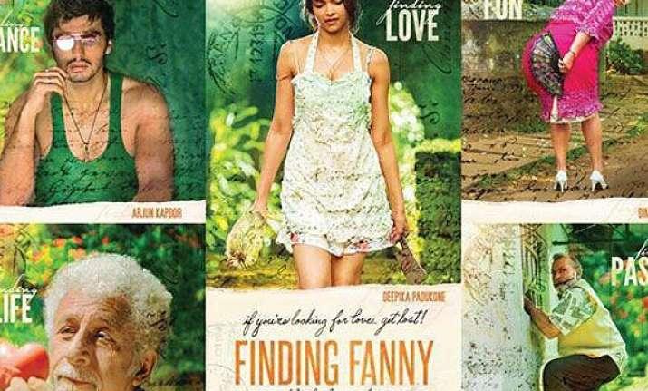 finding fanny trailer out deepika arjun outshined by pankaj