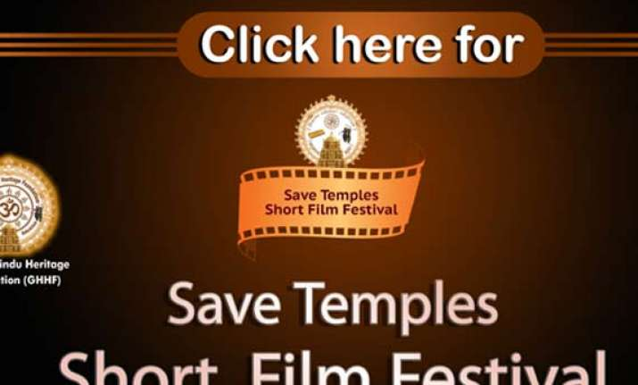 a film fest highlights conditions of hindu temples