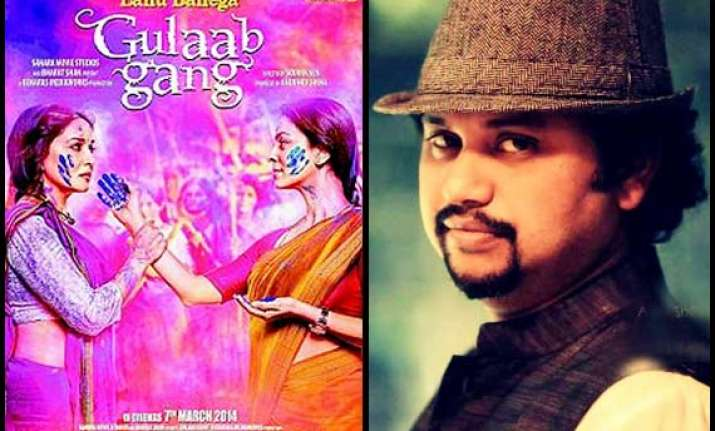gulaab gang director soumik sen not interested in sex comedy