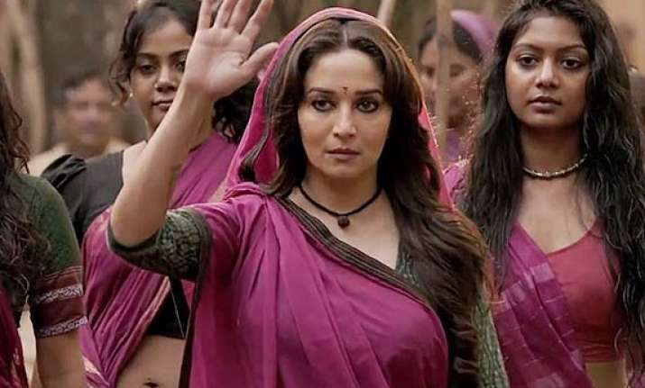 gulaab gang set in matriarchal society director see pics