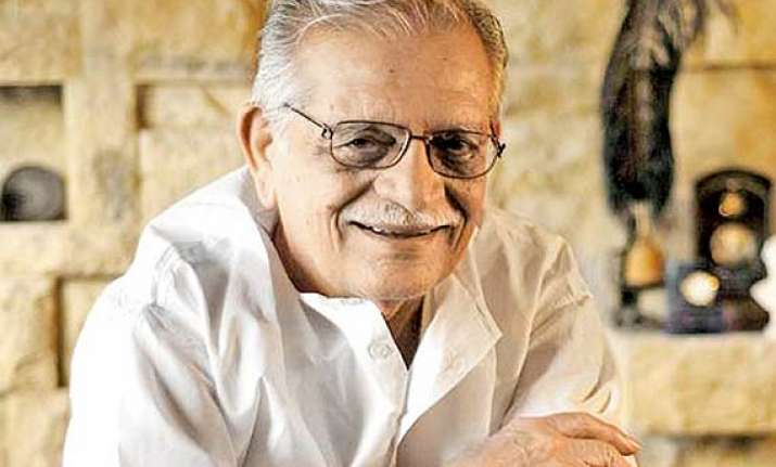 gulzar expresses happiness says awards tell that you are on