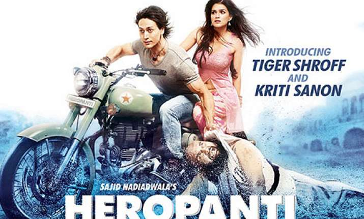 heropanti collects rs.6.63 crore on opening day
