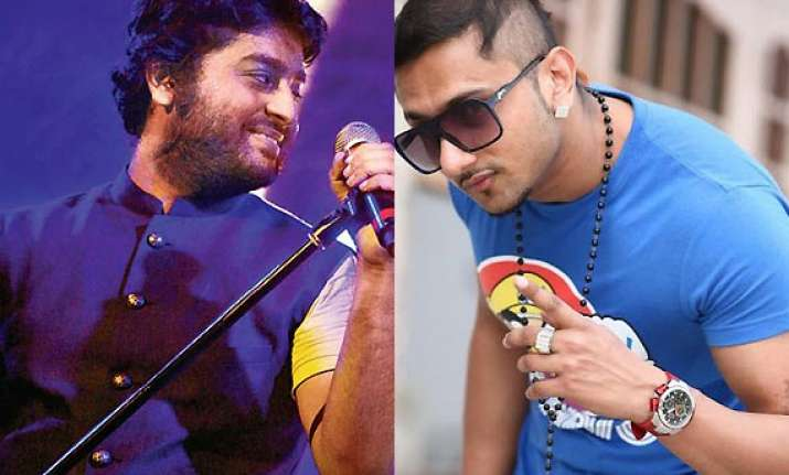after honey singh arijit singh the current bollywood fad
