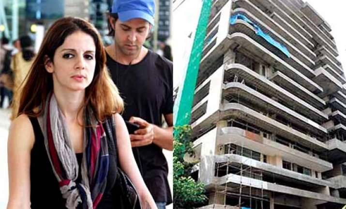 hrithik sussanne divorce what all is included in rs 400 cr