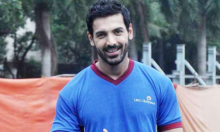fifa world cup john abraham to share stage with peter