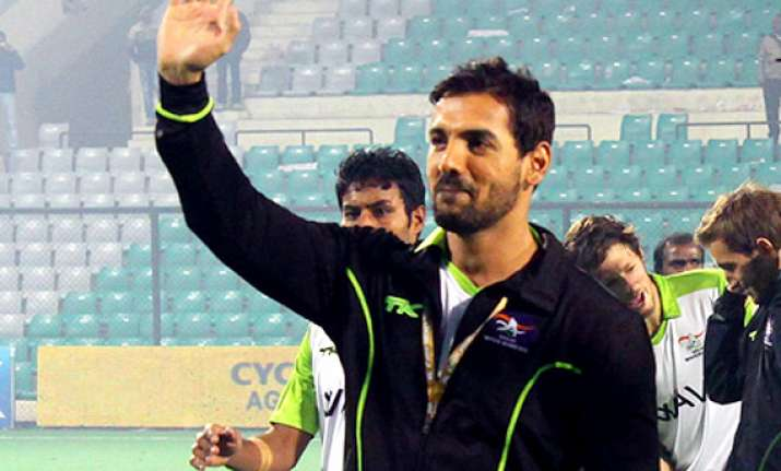 fifa world cup 2014 john abraham to promote tournament in