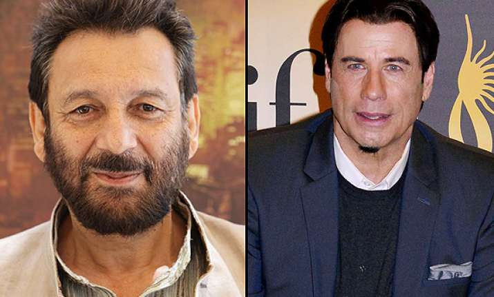 hollywood star john trovolta approached for shekhar kapoor
