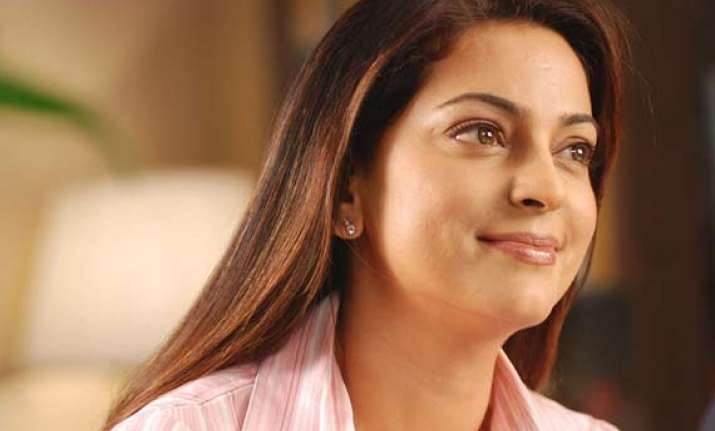 juhi chawla wishes to work with salman khan